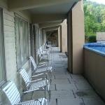 Foto de Howard Johnson Inn Gatlinburg Downtown