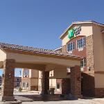  Entrance to Hotel in Casa Grande