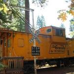 Foto McCloud Railroad House B&B