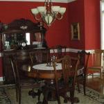  Interior Dining Room