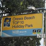 Orewa Beach Top 10 Holiday Park resmi