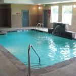 Comfort Suites Fort Worth resmi