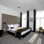 Guest Room At Alta Moda Fashion Hotel