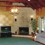 Alpine Mtn Motel Burkesville KYFireplace