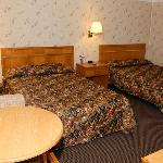  MIBay Motel Bay City Bed