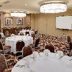  Banquet hall for weddings and events