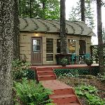 Foto The Roaring River Bed & Breakfast