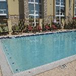 Foto van La Quinta Inn & Suites Dallas I-35 Walnut Hill Ln