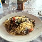  I buonissimi spaghetti alle vongole