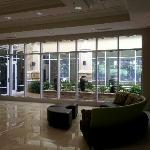 Holiday Inn Hotel Lobby
