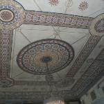 Ceiling in Entrance