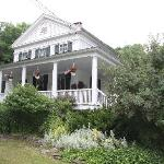Churchill House B&B, New Lebanaon NY Berkshires