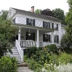Foto van Churchill House Bed & Breakfast