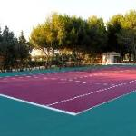  campo da tennis