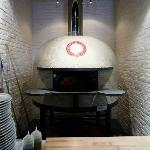  IL FORNELLO Ajax Wood Fired Pizza Oven