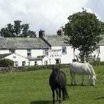 George and Dragon country inn with restaurant, bar and rooms