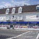 Nantasket Beach Resort with excellent Paragon restaurant, just across the street !