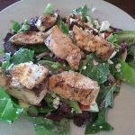 Washington Apple Salad with chicken