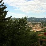  Vista dalla terrazza