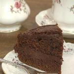 Luscious Egremont Chocolate Cake