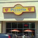 Basilico's Pizzeria front entrance area