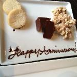 Petite treats for Anniversary
