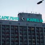 Karelia Hotel (Up Close), St Petersburg, Russia