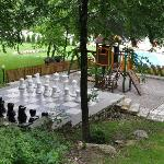 Playground, chess