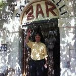 New Travel Services Christian at the Bar Vitelli