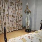 chambre egyptienne