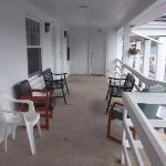 Foto de Americas Best Value Inn Jamestown