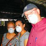  Dust Masks for the Wood Factory Tour