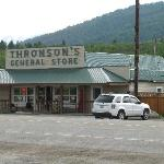 Thronson's General Store and Motel Foto
