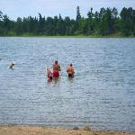 Lake Itasca - swimming, canoe, kayak
