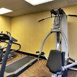 LAComfort Inn Fitness Center