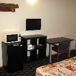  Budget Inn Oregon City Room