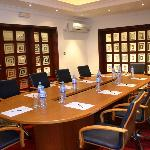  Conference Boardroom