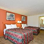 Americas Best Value Inn-Indy East resmi