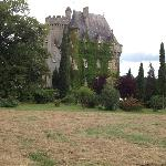  Side of Chateau
