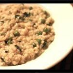  Risotto al Tartufo Nero