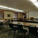 On-site conference room ready to host your meeting