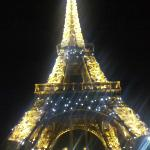 A short walk to the Eiffel Tower