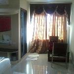 Room Side view