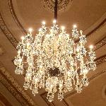 Palace Theater Chandelier