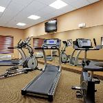 Trinidad hotel fitness center