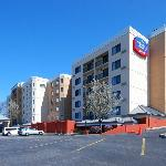 Fairfield Inn &amp; Suites Boston North Revere
