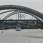 Trip down to the Quayside