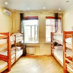 8 bed dorm
