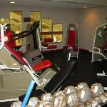 Fitness Area/Gym