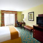 Our King Bed Guest Room make you feel right at hom